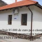 Categoria BANI pe apa Sâmbetei: Birouri de LUX pentru TURISM în sate fără TURISM!