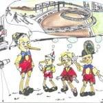 PAMFLET: Pinocchio e șef la județ!