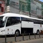 Super-investiție INUTILĂ: autocar de 15 MILIARDE pentru plimbat ceterașii prin județ!