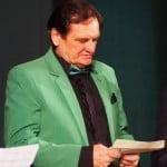 Doamne ferește și-nconjură: Dorel Cosma recită un poem abstract la deschiderea Casei de Cultură! Ce-nțelegi din versuri?