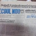 """Comuniștii cu peniță! Vezi o listă  cu autori din Bistriţa-Năsăud care au adus osanale lui Ceaușescu în ziarul """"Ecoul"""""""