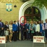 Cod roșu la P.N.L! Biroul Electoral a respins candidatura lui Dolha de primar, dar la a II-a strigare, băieții au venit cu listele de avarie. S-au făcut de râs!