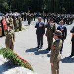 Eroii Neamului au fost comemorați la Bistrița!