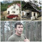 """Haiducul de pe Bârgaie, Dan Rezvanță zice că a fost atacat de """"mafia lemnului"""": i-au dat foc la casă și au tras cu arme de vânătoare în mașina sa!"""