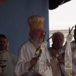 FOTO – VIDEO: Biserica din curtea Secției de Oncologie, sfințită de Mitropolitul Andrei. Diplome de înaltă cinstire pentru cei implicați!