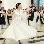 Elena Kuji și Cosmin Buteică, nuntă ca-n povești!
