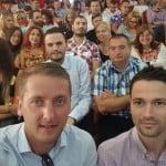 Florin Moldovan, președinte UNIC al juniorilor liberali!