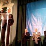 VIDEO: NU se lasă! Oltean a urcat pe scenă și le-a arătat liberalilor cum se pălăvrăgește! Ce a uitat să spună!