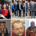 Surprize-surprize: profesoara Cristina Iurișniți (USB) și jurnalistul Lucian Moldovan (Partidul Verde) vor să fie parlamentari! Vezi listele complete pentru alegeri… ca să știi cu cine să votezi!