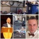 """Priviți ce reacție are Radu Moldovan când e întrebat de contractul ANULAT pe colectarea deșeurilor! Plăian e DEMENȚIAL în replici: """"NU sunt specialist în INSTANȚE, dar problemele juridice sunt mai multe, deci am ce să fac""""!"""