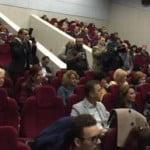 Un U.S.R-ist le dă peste BOT cu toată investiția de la Cinema Dacia: scaune proaste, ventilație de circ, configurație greșită a sălii! Oare l-a plătit SOROȘ ca să critice administrația județeană? :)