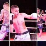 Super-Gală de kickboxing! Luptătorii de Bistrița 6 victorii din 7!