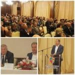 """FOTO-VIDEO: Fiecare cu excelența lui! Radu Moldovan a înființat propria gală de acordat premii, """"decilin"""" de premiile acordate de primarul Crețu! Vezi cine a luat diplome de EXCELENȚĂ, la Județ!"""