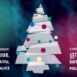 """Tu ce faci de Crăciun? Ai 2 zile de mega- party, la Casa Sindicatelor: Tehno Night și Rock Night! """"VIENA"""" să colinzi și tu!"""