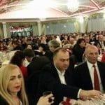 PSD – Revelion! Familia unită a făcut chef la Giulia! 1.000 de partizani au mâncat, au băut și au pus țara la cale!