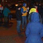 În fața Prefecturii, la aceeași oră! Nucleul DUR rezistă și bifează a 10-a zi de proteste!