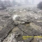 Pericol de inundații pe Valea Someșului și pe Valea Sălăuței! Apele s-au umflat și s-au revărsat în gospodării! Zăpoarele de gheață, DINAMITATE!