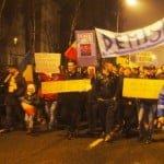 """Strada în acțiune! În a 5-a zi de proteste, la Bistrița a ieșit PUHOIUL: pericol de """"Grinundații!"""""""