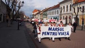 mars pentru viata bistrita