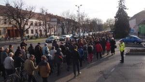 mars pentru viata bistrit