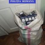 Flagrant în Ilva Mică! I-au prins cu țigări de contrabandă de pe Ucraina!
