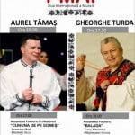 De 1 Mai Muncitoresc, folclorul e la PUTERE! Concerte cu Tămaș și Gheorghe Turda, pe Pietonal! Vezi programul complet!