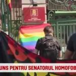 """Fericiti cei prigoniti pentru dreptate? Senatorul Ioan Deneș, prigonit de comunitățile """"gay""""! Replica LOR: """"să-și ceară scuze public față de comunitatea LGBT pentru că și noi plătim taxe!"""""""