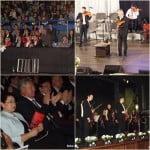 """Tupeu sau nesimțire? Ovidiu Crețu pe scenă la Casa de Cultură, Radu Moldovan pe scenă la Polivalentă la concertul lui Zamfir. În aceeași zi, la aceeași oră, la spectacole din bani publici! Vezi evenimentele care se suprapun și sunt plătite """"la dublu!"""""""