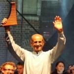 Concertul lui Gheorghe Zamfir, mutat din Polivalentă pe Pietonalul Liviu Rebreanu! Spectacol istoric în centrul Bistriței, a III-a zi de Paști!