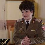 """INTERVIU cu Maria Ivan: 3 misiuni în război și 30 de ani de militărie! Va fi premiată la Gala """"Femeia Europeană!"""""""
