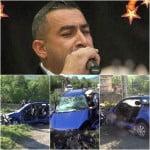 """VIDEO: Accident TRAGIC: A murit Alin Molnar, cântărețul de manele cunoscut ca """"Alin de la Bistrița!"""""""