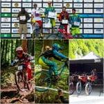 """Ride for Bistritz! """"Bikerii"""" noștri au scos rezultate excelente la Cupa Națională de Downhill (Brașov)"""