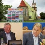 Radu Moldovan dă mâna cu Ovidiu Crețu și semnează un protocol de colaborare pe 5 ani! Consiliul Județean GARANTEAZĂ bani pentru prelungirea Zilelor Bistriței, la 2 săptămâni!