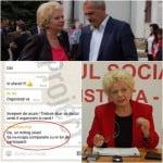 Doina Pană a vrut MEGA-miting PSD! Jurnaliștii de la Rise Project a prins-o când ministra de la Bistrița dialoga pe What's App cu nucleul dur al PSD-ului, pentru un miting pro-Ordonanță!