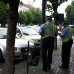 """Crețu a asmuțit comunitarii """"pe parcări""""! De azi-înainte se plătește parcarea pe Șincai și în zona Primăriei Bistrița! De mâine se blochează roțile șoferilor care NU plătesc, iar pe viitor revine mașina de RIDICĂRI-AUTO!"""