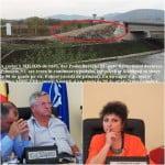 """Bătălia de la Podul """"prea"""" Înalt! Primarul Crețu amenință că o dă în judecată pe Floarea Gaftone (secretarul municipiului) pe motiv că NU a semnat din prima autorizația de construcție a străzii Faleză! Podul Berăriei zace nefuncțional și Crețu aruncă vina pe cine-apucă!"""