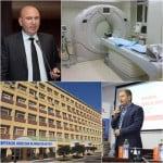 Gata cu monopolul Hiperdia, pe tomografie! În sfârșit, Spitalul Județean aduce un tomograf și un R.M.N, proiect finanțat de Banca Mondială! Așa trebuia să fie de la început!