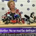 """Iarăși se contrazice Doina Pană: """"În România NU se mai taie pădurile la ras!"""" La 1 minut reia discuția: """"Există… tăierea la ras NU este o tăiere ilegală, deci există!"""" Profesoara de utilaj tehnologic mai are o replică celebră:  """"noi în fiecare an tăiem mai PUȚIN decât se dezvoltă pădurea!"""""""