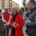 Doina Pană DEMISIONEAZĂ și îi face loc lui Cristian Niculae la șefia PSD Bistrița! Se bagă Crețu în alegerile ce va să vină ca să-și re-câștige locul ?