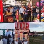 VIDEO: Cam așa e atmosfera la Viișoara! Să vadă toată lumea ce puțini spectatori au fost la BÂLCIUL Folcloric! Radu Moldovan și Cristi Niculae au vrut o baie de mulțime, dar s-a dovedit că erau mai mulți artiști decât spectatori!