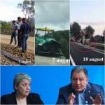No' asta DA propagandă! În 3 săptămâni, Radu Moldovan a făcut 3 vizite în teren pe un drum de 5 kilometri care trebuia să fie gata amu-s 5 ani! Urmează inaugurarea Drumului Blajului!