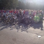 Vineri, bistriţenii sunt invitaţi la Turul ciclist al oraşului. La eveniment vor participa și ambasadorii mobilităţii – Matei Moisil şi Levente Ianosi