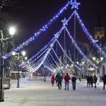 Bagă bani în beculețe de sărbători! Cu 60.000 de euro, Primăria Bistrița cumpără noi ornamente festive!