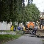 FOTO: Iar s-a SPART conducta! Locuitorii de pe strada Sucevei, din nou fără apă la robinet!