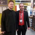 FOTO: Selgros sprijină Biserica Ortodoxă și dă de mâncare săracilor! Masa Bucuriei, un proiect care prinde contur și la Bistrița!