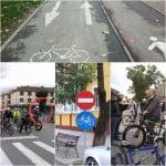 Pista de biciclete din Parcul Municipal va fi desființată și rămân doar aleile PIETONALE! VIDEO cu pistele de biciclete din oraș: e batjocură, domnu' primar și în 9 ani NU s-a făcut nici măcar un metru de pistă ca lumea!