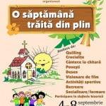 """Asociaţia de Părinţi """"Sfântul Stelian"""" organizează o tabără de voluntariat pentru 50 de copii! Activități de grup: acțiuni sportive, de ecologizare, ateliere hand-made de brăţări, cruciuliţe, pictură, quilling, fimo, pictura pe tricou!"""