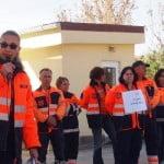 PROTEST NAȚIONAL! Sindicaliștii din Ambulanță vor purta panglici albe, pe echipamentul de lucru, ca semn de protest