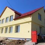 FOTO: În aproximativ două săptămâni, lucrările la școala din Piatra Fântânele vor fi finalizate