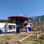 FOTO: Noi lucrări la pârtia de schi din Wonderland! În zonă vor fi amenajate peroane și va fi amplasat un sistem video performant prin care turiștii vor putea viziona și starea pârtiei